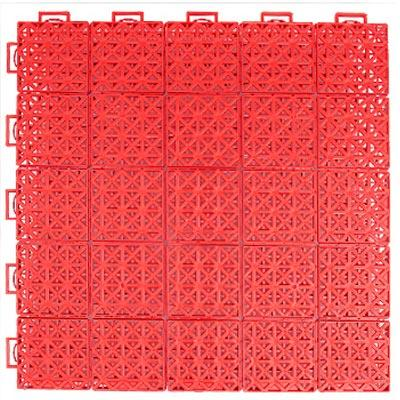 悬浮拼装地板(双层软连接一代)